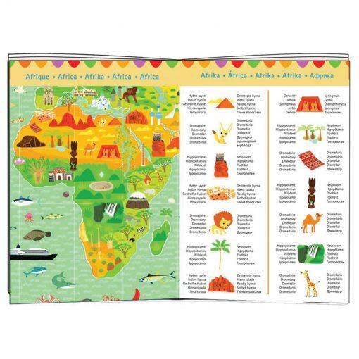 Náučné puzzle Monumenty sveta 2