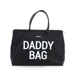 Prebalovacia taška Dady bag Big Black 1