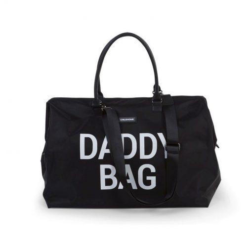 Prebalovacia taška Dady bag Big Black  5