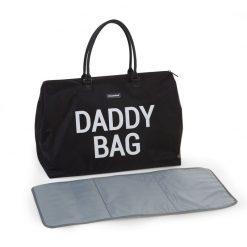 Prebalovacia taška Dady bag Big Black  6
