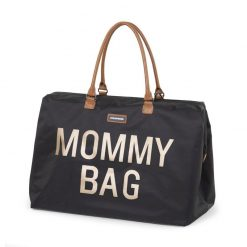 Prebalovacia taška Mommy bag Black Gold 2