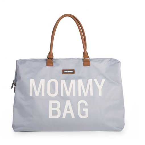 Prebalovacia taška Mommy bag Grey off White 1