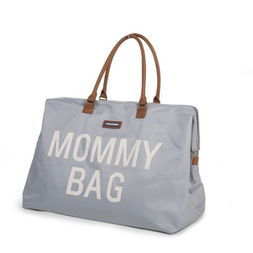 Prebalovacia taška Mommy bag Grey off White 2