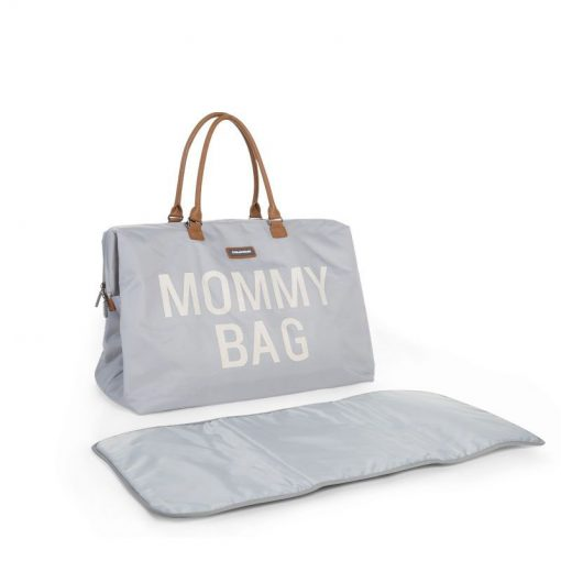 Prebalovacia taška Mommy bag Grey off White 7