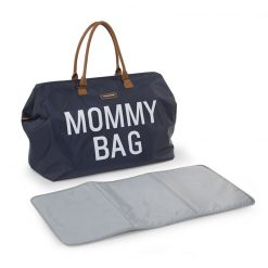 Prebalovacia taška Mommy bag Navy 9