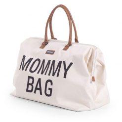 Prebalovacia taška Mommy bag Off White  2