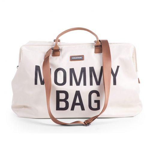 Prebalovacia taška Mommy bag Off White  5