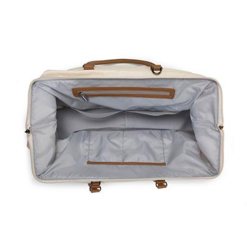 Prebalovacia taška Mommy bag Off White  6
