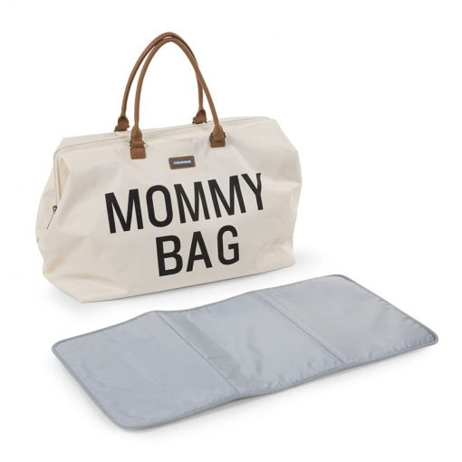 Prebalovacia taška Mommy bag Off White  8