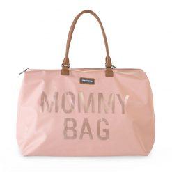 Prebalovacia taška Mommy bag Pink 1