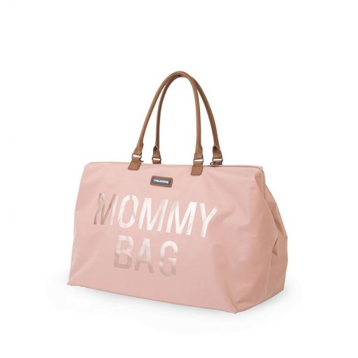Prebalovacia taška Mommy bag Pink 2