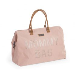 Prebalovacia taška Mommy bag Pink 3