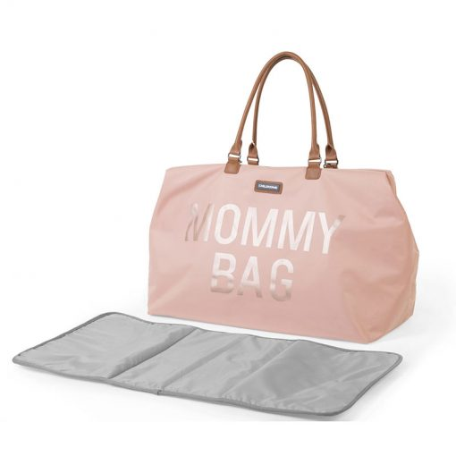 Prebalovacia taška Mommy bag Pink 7