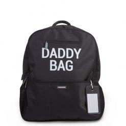 Prebalovací batoh Daddy Bag Black 1