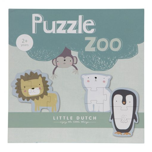 Puzzle ZOO 1