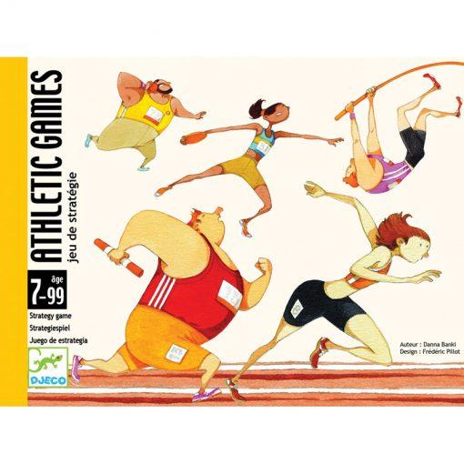 Athletic games Atletické preteky 1