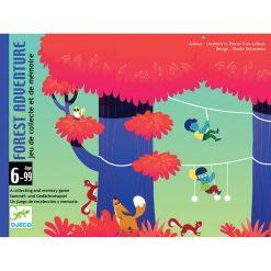 Kartová hra Lesné dobrodružstvo 1