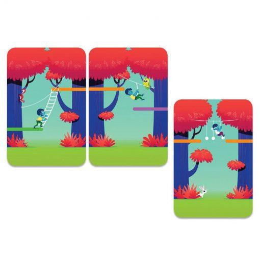 Kartová hra Lesné dobrodružstvo 2