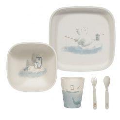 Bambusový set Polar Little Dutch 1