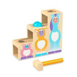 Moja prvá hračka Zatĺkačka s guličkami 1