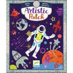 Djeco Koláž Artistic patch Vesmír 1