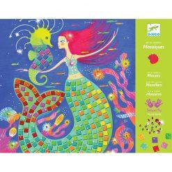 Djeco Mozaika Pieseň morskej víly 1