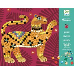 Djeco Mozaika Z hĺbky džungle 1