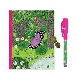 Djeco Tajný zápisník s magickým perom Fanny 1