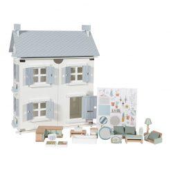 Drevený domček pre bábiky Little Dutch 1