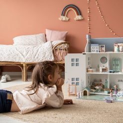 Drevený domček pre bábiky Little Dutch 12