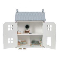 Drevený domček pre bábiky Little Dutch 3