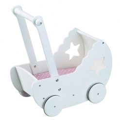 Kids Concept Drevený kočík Princess 1