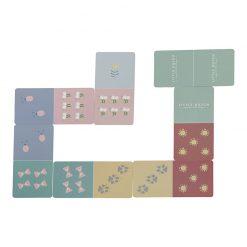 Little Dutch Domino puzzle Zoo 4