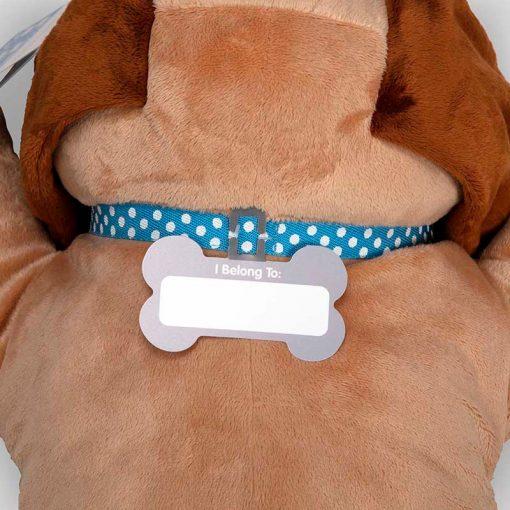 Plyšová hračka na spanie Psík 2