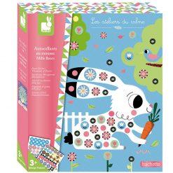 JANOD Atelier Penové nálepky Kvety Maxi-1