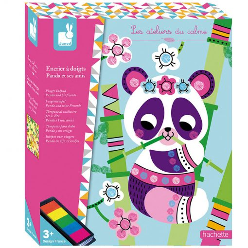 JANOD Atelier Prstové farby Panda Maxi-1