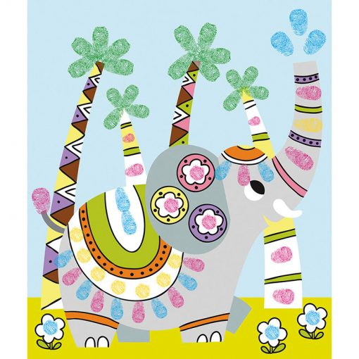 JANOD Atelier Prstové farby Panda Maxi-3