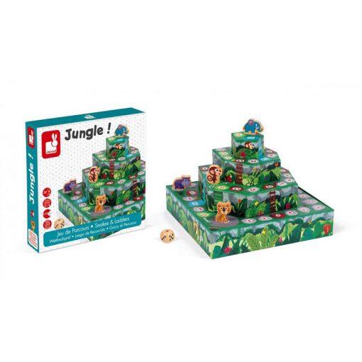 Janod spoločenská hra Džungľa 1