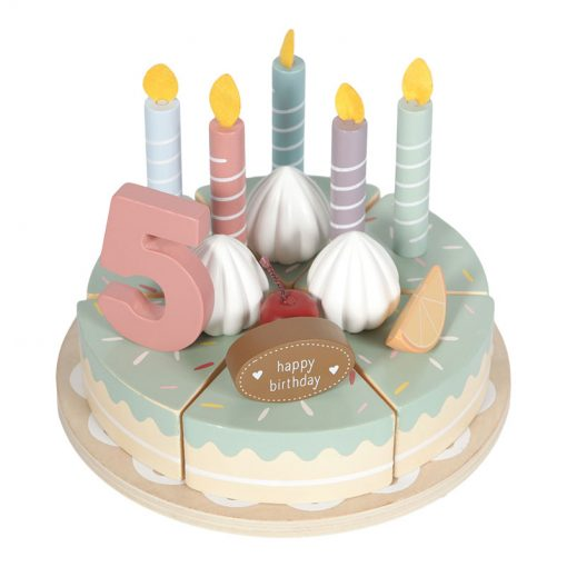 Little Dutch Narodeninová torta 1