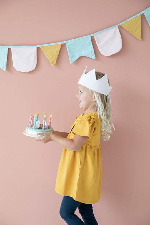 Little Dutch Narodeninová torta 4