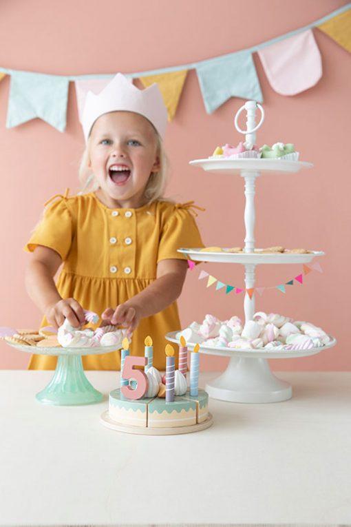 Little Dutch Narodeninová torta 5