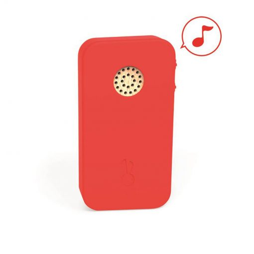 JANOD Detský drevený mobil so zvukmi 2