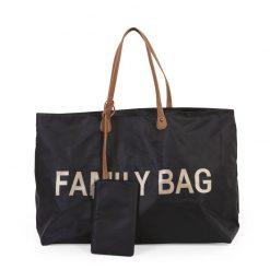 Childhome Cestovná taška Family Bag Black 2