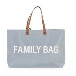 Childhome Cestovná taška Family Bag Grey 1
