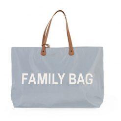Childhome Cestovná taška Family Bag Grey 1