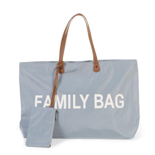 Childhome Cestovná taška Family Bag Grey 2