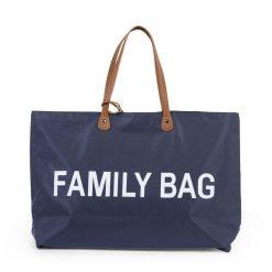 Childhome Cestovná taška Family Bag Navy 1