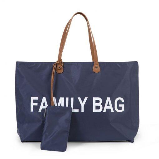 Childhome  Cestovná taška Family Bag Navy 2