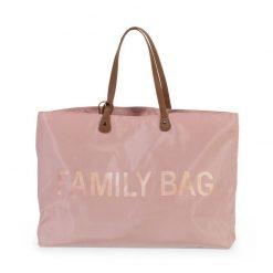 Childhome Cestovná taška Family Bag Pink 1