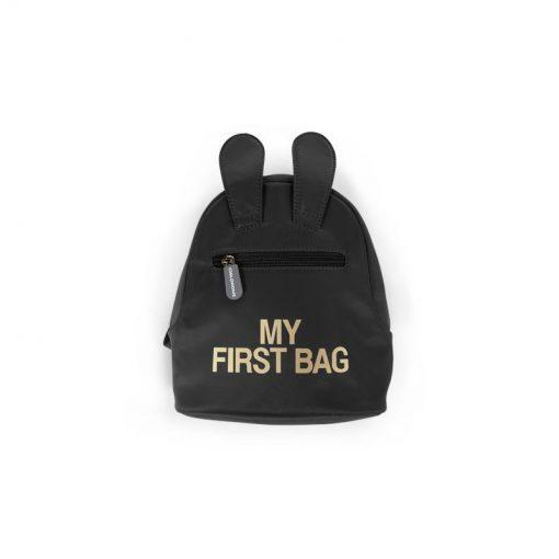 Childhome Detský batoh My first bag Black 1